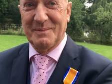 Koninklijke onderscheiding voor Frans Verhallen in Nuenen