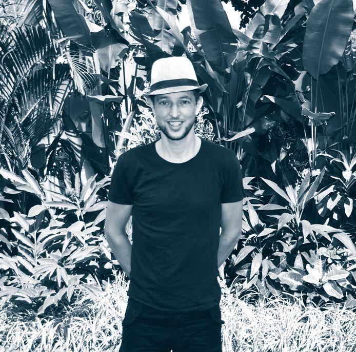 Twan Verdonck uit Waalre: 'Ik kwam erachter dat ik constant twaalf dagen in de week nodig had'.