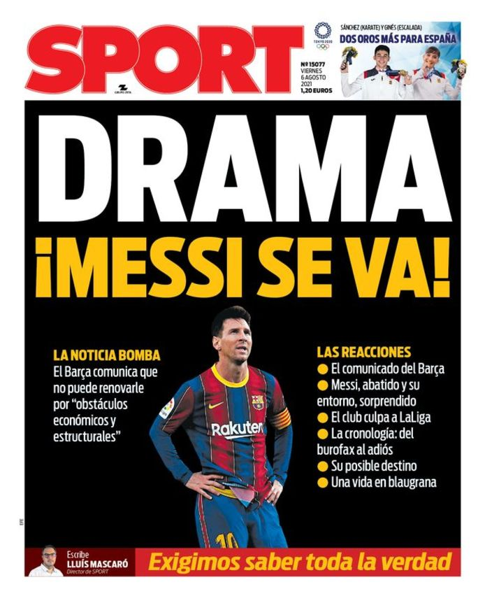 Cover SPORT