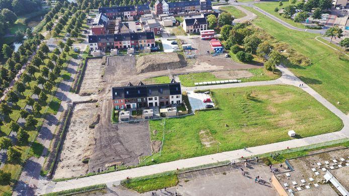 De Parkwijk in Lelystad.