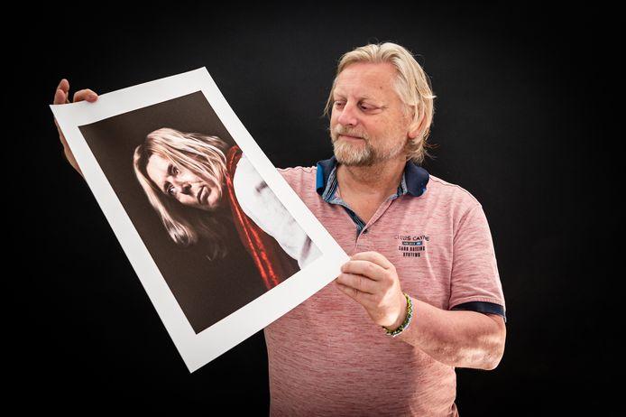 De Schoonhovense fotograaf Remco Wesselius toont één van zijn mooiste foto's uit de serie 'pijn'.