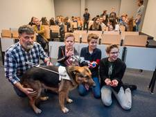 Inzamelactie Boxtelse scholieren: doppen voor blindengeleidehonden