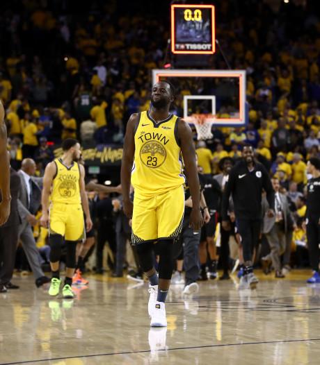 NBA: Kampioen Warriors laat zich in play-offs verrassen door Clippers
