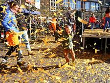 Wageningen trapt Koningsdag af met volkslied en dans