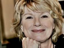 Martine Bijl getroffen door hersenbloeding