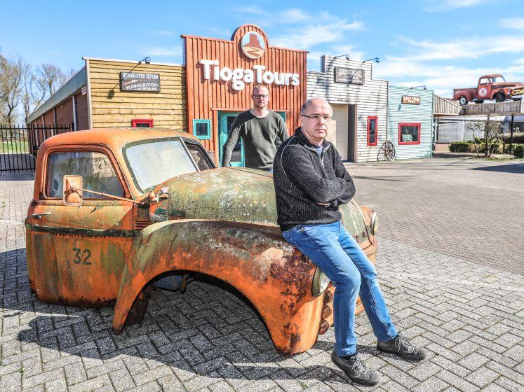 Reizen naar Amerika mag weer en dat is de redding van dit bedrijf in Zwolle