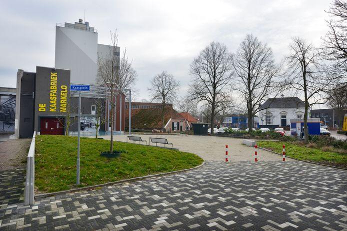 Het Kaasplein in Markelo.