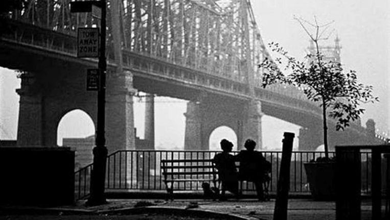 Een beeld uit 'Manhattan'. Beeld rv