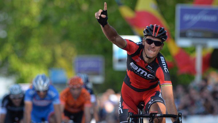 Philippe Gilbert won de vorige editie. Beeld BELGA