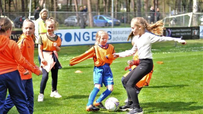 Verenigingen CHRC en RVW lopen met spelmiddag voor de jeugd warm voor Renkumse voetbalfusie