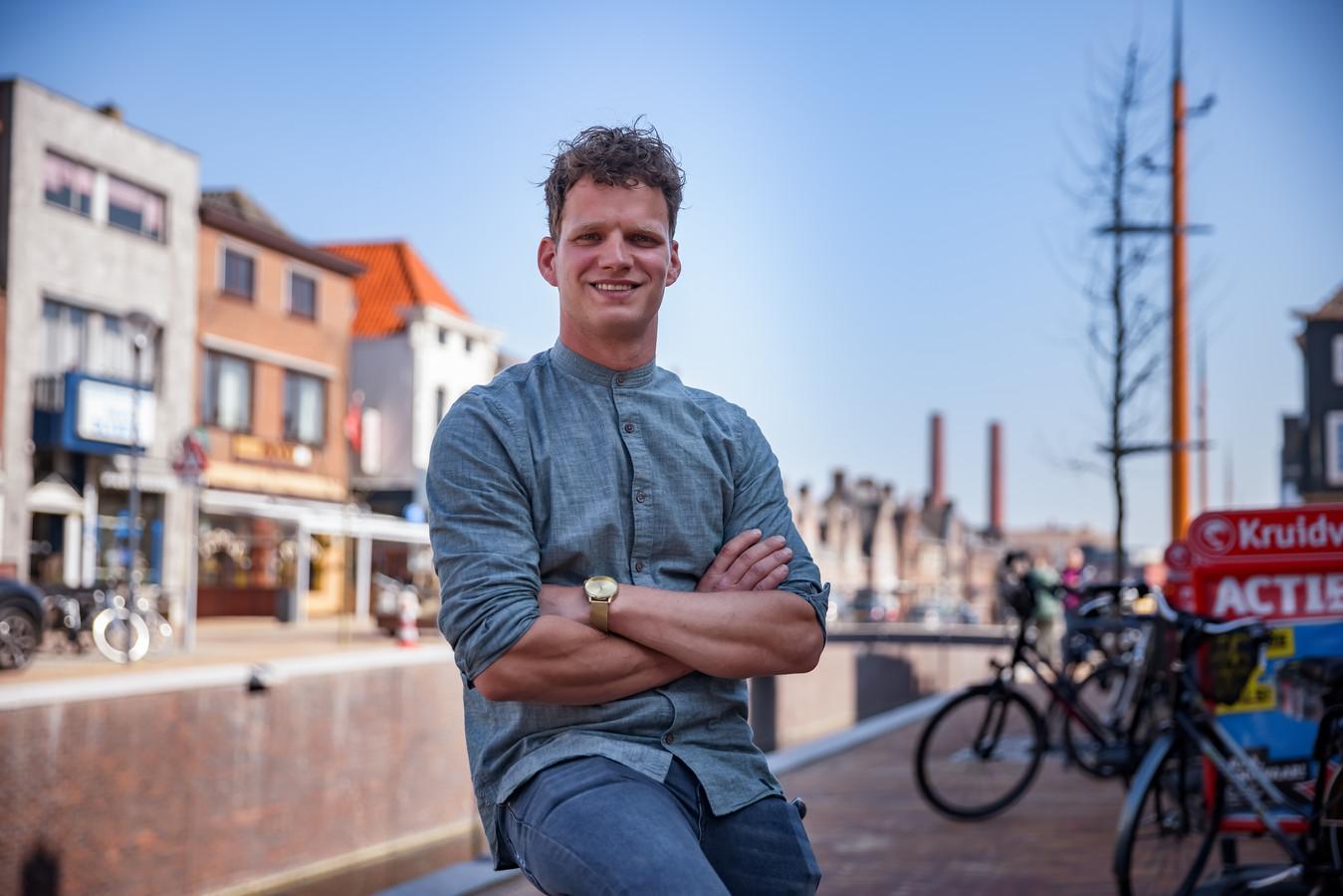 Mike Roovers (28) uit Zevenbergen is een van de 90.000 medewerkers die de sector in coronatijd verliet.