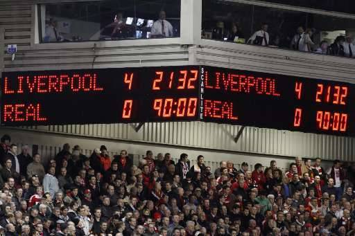 Avec ce score plutôt impressionnant, Liverpool vient d'écrire l'une de ses plus belles pages de son histoire.