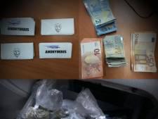 Agenten zien drugshandel in Zevenaar onder hun ogen gebeuren en rekenen dealer in
