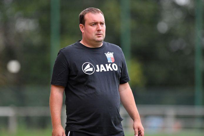 """Dieter Van Dionant: """"Ik kijk enorm uit naar hopelijk een normaal voetbalseizoen."""""""