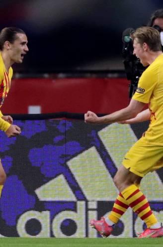 Barça moet uur lang zwoegen tegen Bilbao, maar heeft dankzij Messi en De Jong toch 31ste Copa del Rey beet