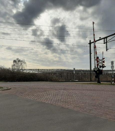Dit weekend geen treinen in Zeeland; overgang bij Rilland dicht voor auto's