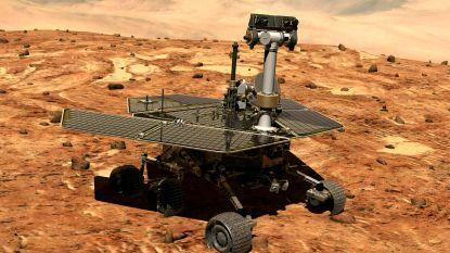 NASA trekt na vijftien jaar definitief stekker uit Marsrobot Opportunity