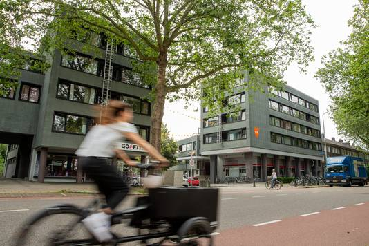 Het SSH&-complex aan van Jacob Canisstraat in Nijmegen.