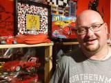 Ferrari-verzamelaar Jan heeft meer dan duizend modelauto's