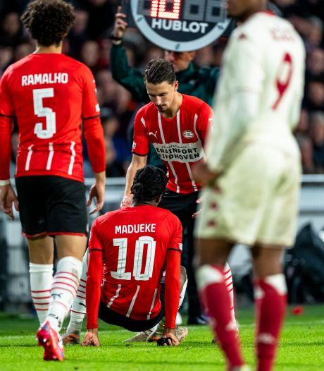 PSV gebutst, maar manmoedig naar Ajax: 'Het is geen oplossing voor ons om passief te spelen'
