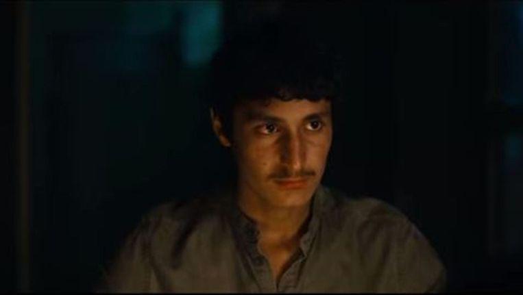 Een scène uit Inbetween worlds, waarin de Afghaanse tolk Tarik (gespeeld door Mohamad Mohsen) bevriend raakt met een Duitse soldaat. Beeld Screenshot YouTube