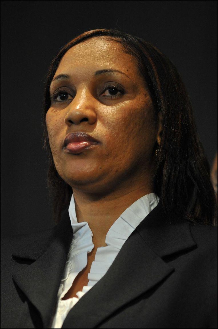 Nafissatou Diallo. Beeld PHOTO_NEWS