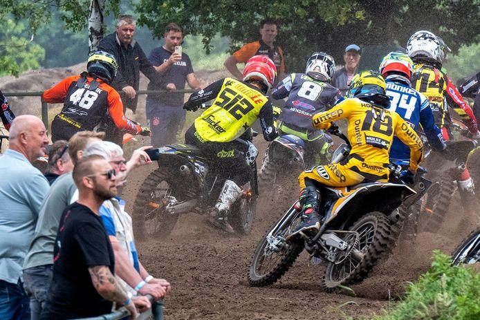 Internationale ONK Motorcross, Crossbaan Circuit Arnhem.