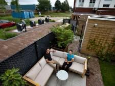 Bewoners Nuenen-West zien niets in het drie meter verplaatsen van stinkende containers