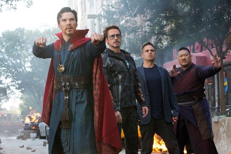 Avengers: Infinity War Beeld Chuck Zlotnick