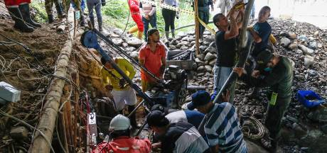Lichamen van Colombiaanse mijnwerkers na 24 dagen eindelijk gevonden