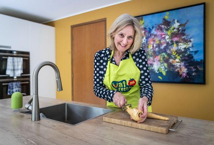 Esther Poulissen is een van de initiatiefnemers van de campagne Watrestje.nu.