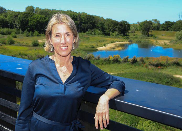 Ina De Wasch, directeur van het Zwin Natuur Park.