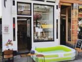 Geen verkoelend badje voor klanten van Utrechtse koffiezaak, gemeente dwingt 'm weg te halen
