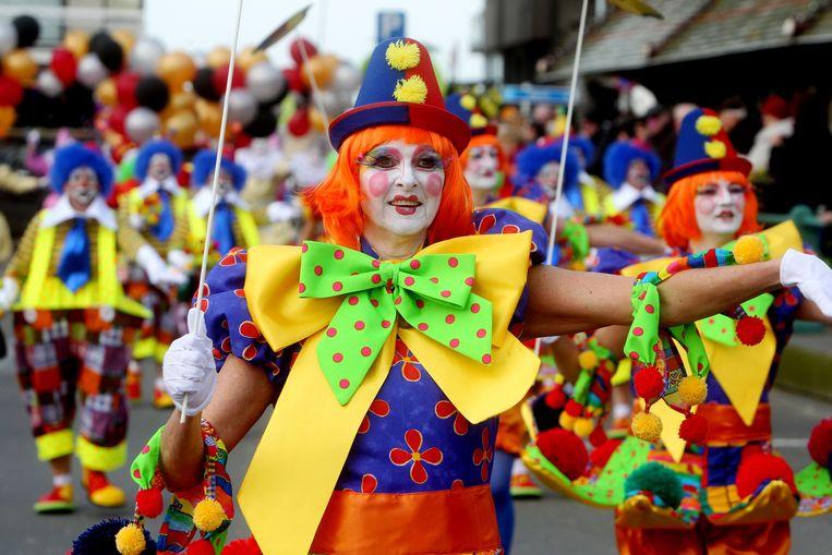 Carnaval in Blankenberge