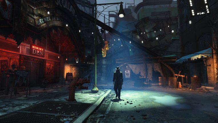 Een beeld uit 'Fallout 4'. Beeld AP