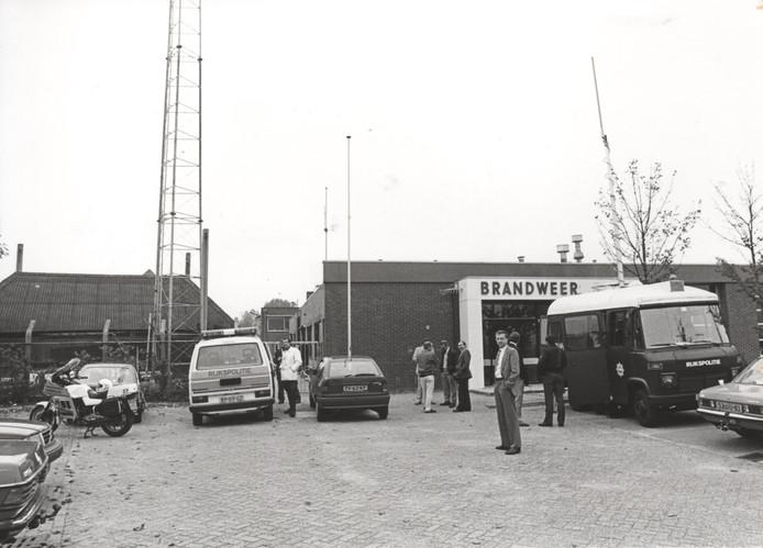De Fiod deed in de jaren 80 meerdere invallen.