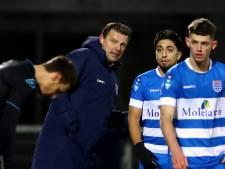 De nieuwe aanvaller van PEC Zwolle zit in Utrecht al op de bank: 'Hij is echt een versterking'