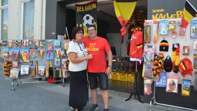 """Carnavalswinkel Kalleballe herstart voorzichtig na negen maanden sluiting: """"EK voetbal is lichtpuntje in de duisternis"""""""
