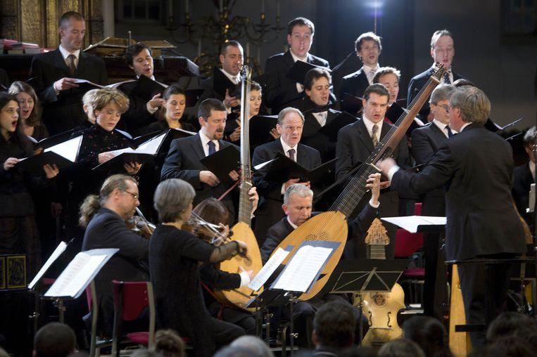 De Nederlandse Bachvereniging Beeld anp