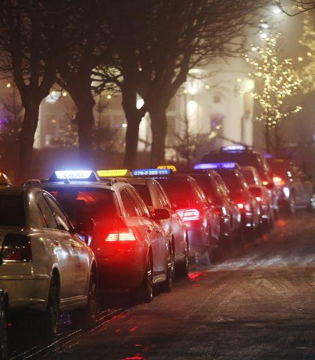 Geen taxi's meer op stoep bij loempiakraam