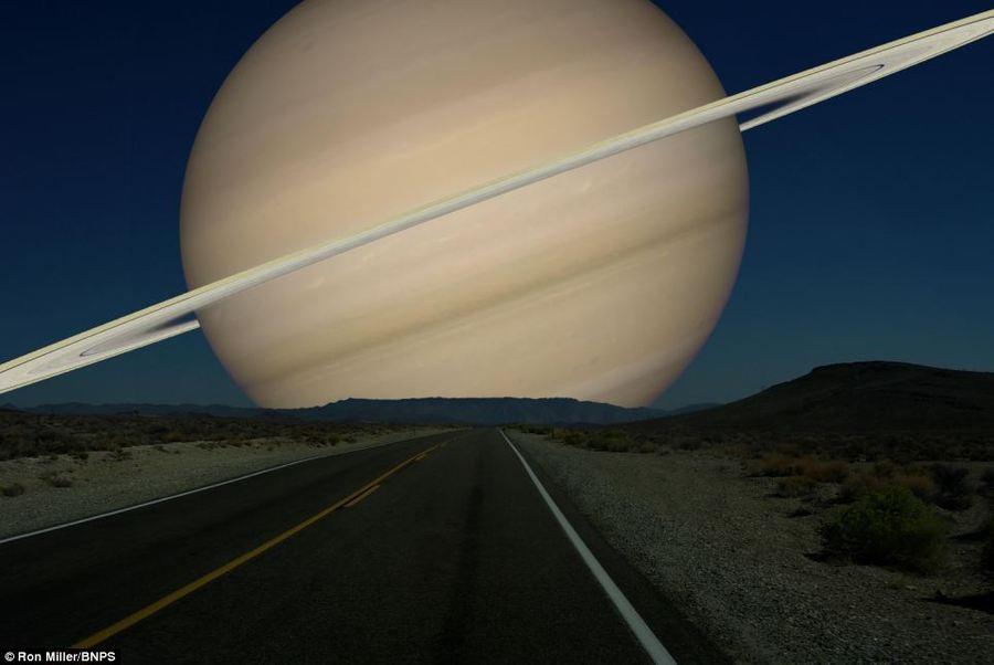 Saturne.