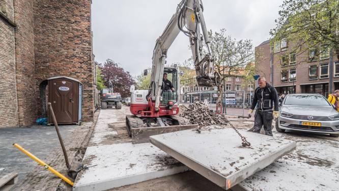 Koninklijke grafkelder bij Nieuwe Kerk in Delft krijgt meer ruimte