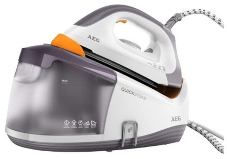 Voor zijn prijs heeft dit toestel van het Duitse AEG al de belangrijkste features in huis.