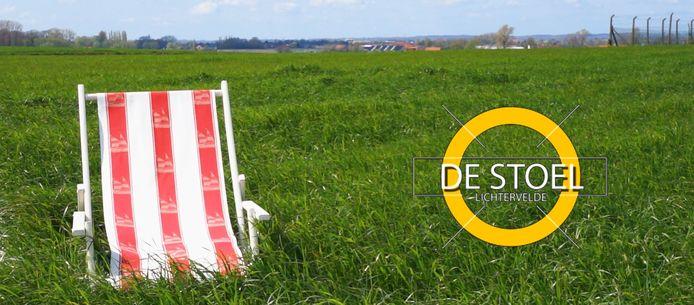 Vanaf 13 mei zal een strandstoel opduiken op verschillende plaatsen in Lichtervelde.