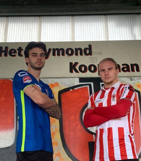 TOP Oss haalt huurlingen van ADO en Roda JC binnen op slotdag van transfermarkt