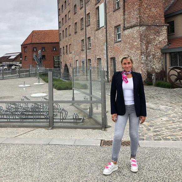 Stefanie Huysman (47) uit Kuurne zal de populaire zaak Banmolens in Harelbeke, langs de oevers van de Leie, nieuw leven in blazen.