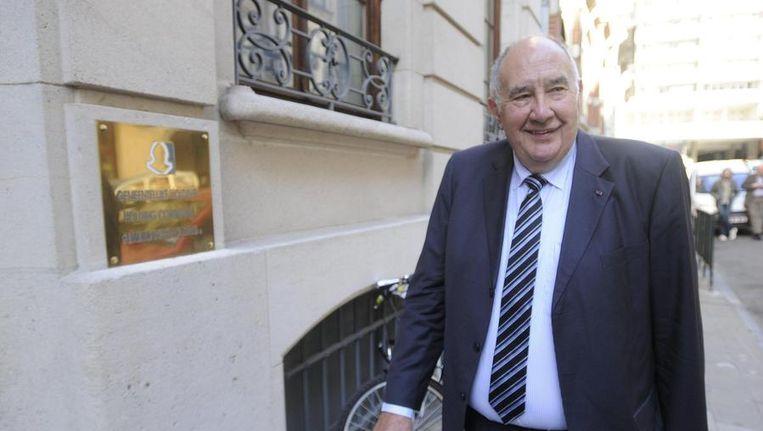 Francis Vermeiren. Beeld BELGA