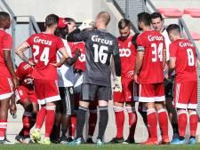 Le Standard gaspille un avantage de trois buts dans  son dernier match de préparation