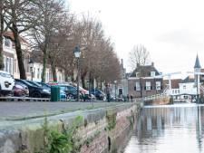 Renovatie kademuren Oude Haven wordt een jaar uitgesteld; 'Het duurt even maar dan heb je ook wat'