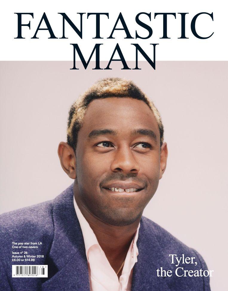 Uit Fantastic Man-uitgave 28. Beeld Fantastic Man